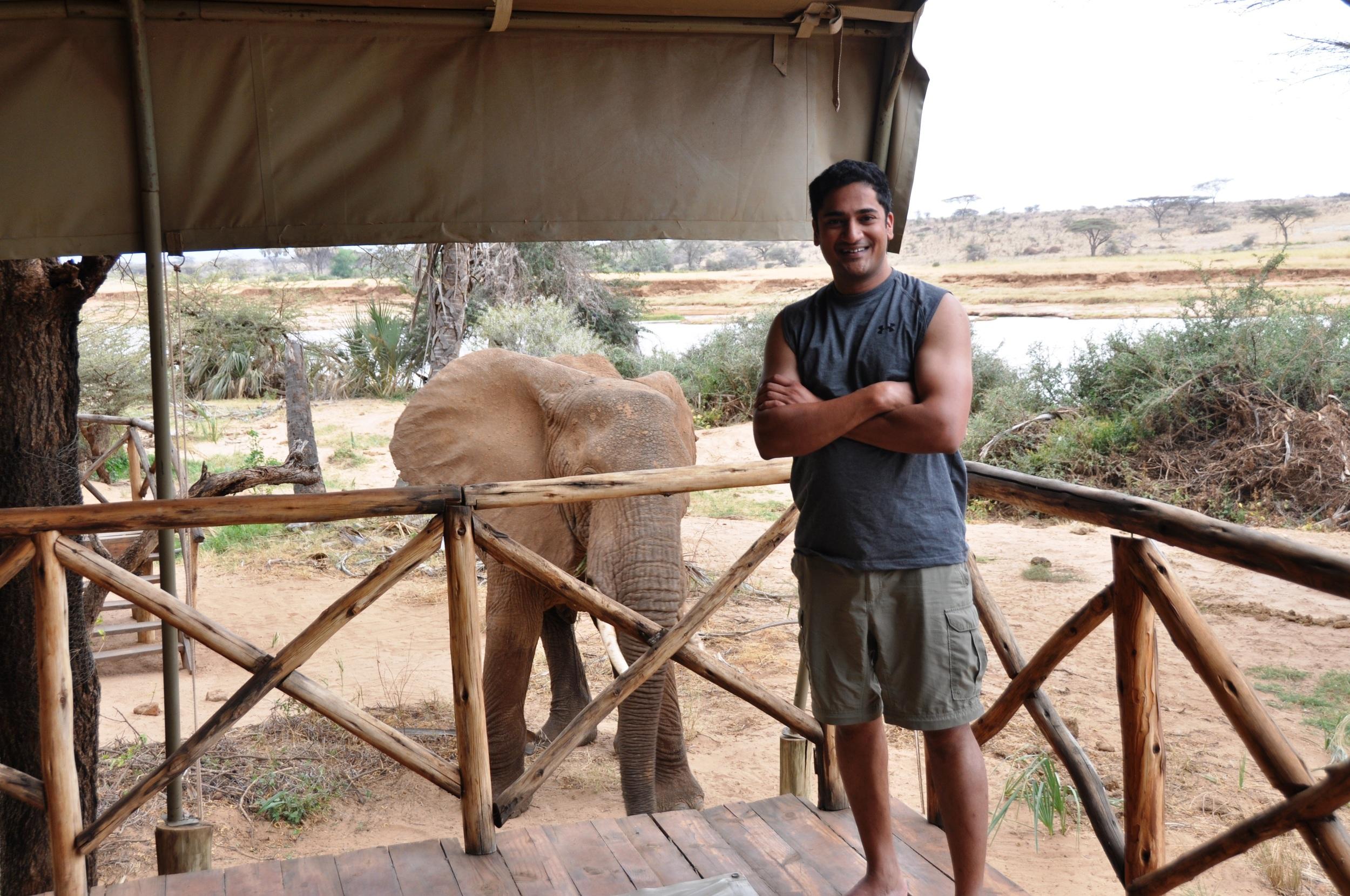Elephant Bedroom Camp - Samburu, Kenya, Africa