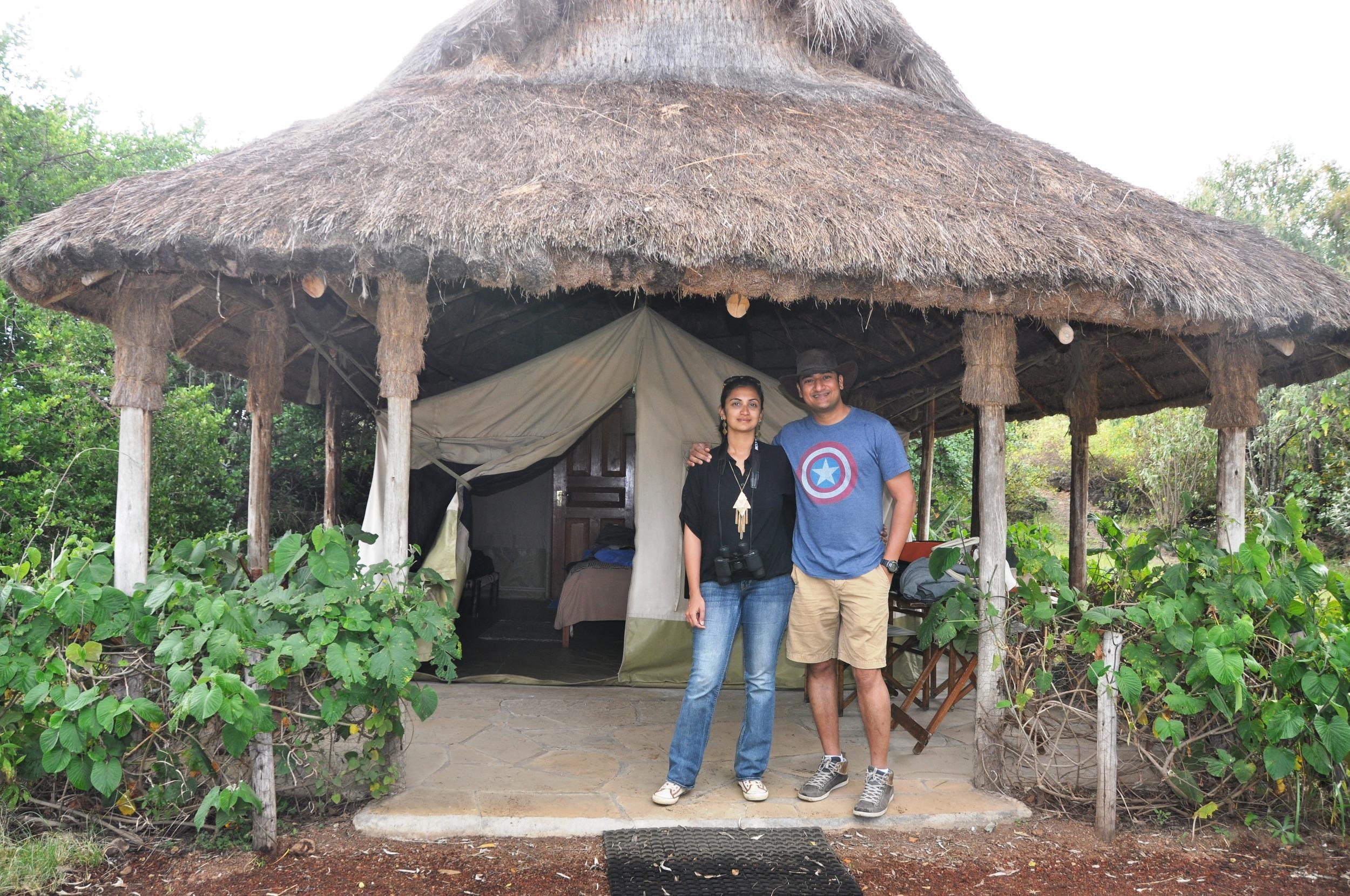 Sleeping Warrior Lodge, Elmenteita, Kenya, Africa