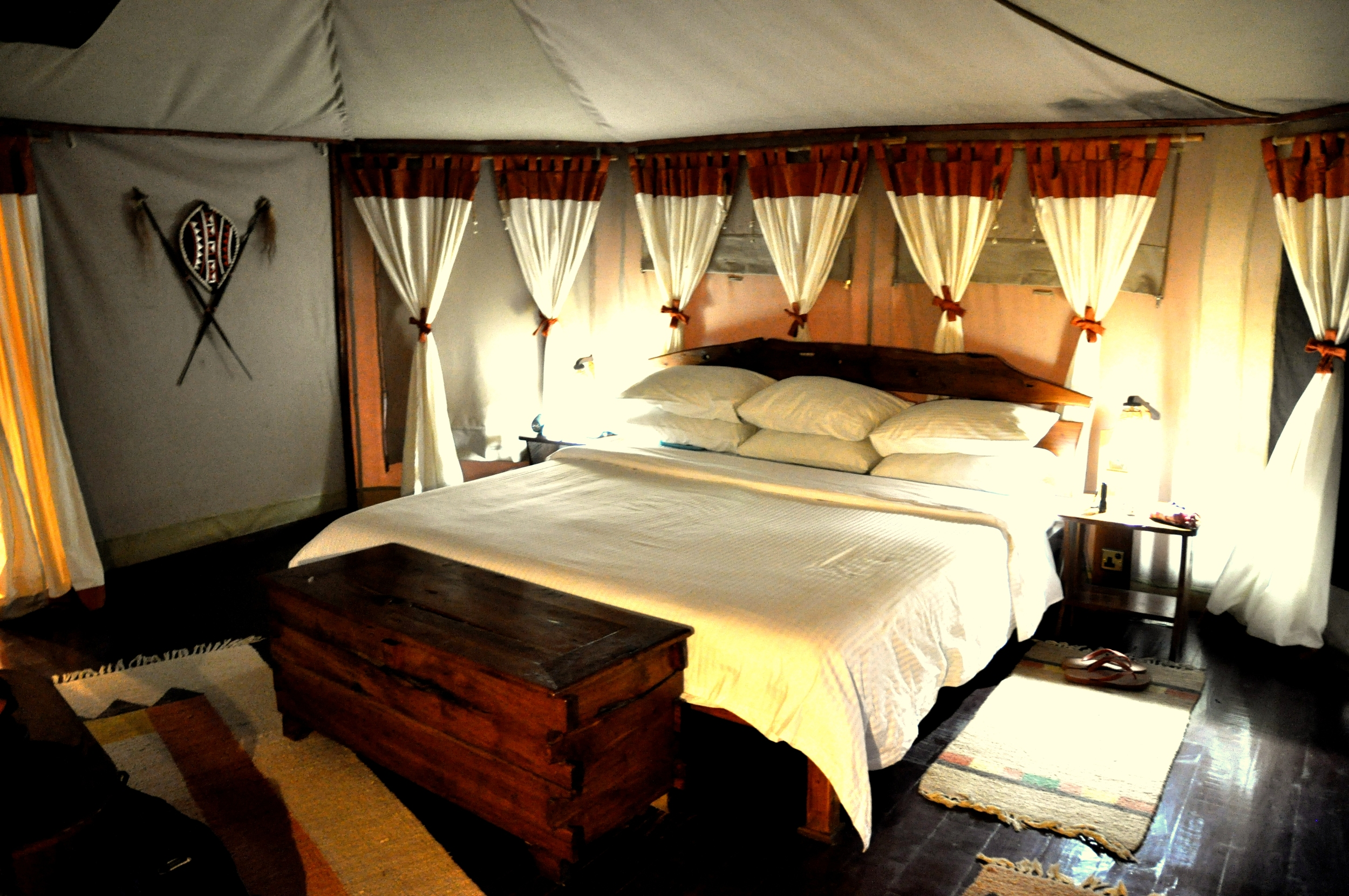 Tipilikwani Mara Camp - Maasai Mara, Kenya, Africa