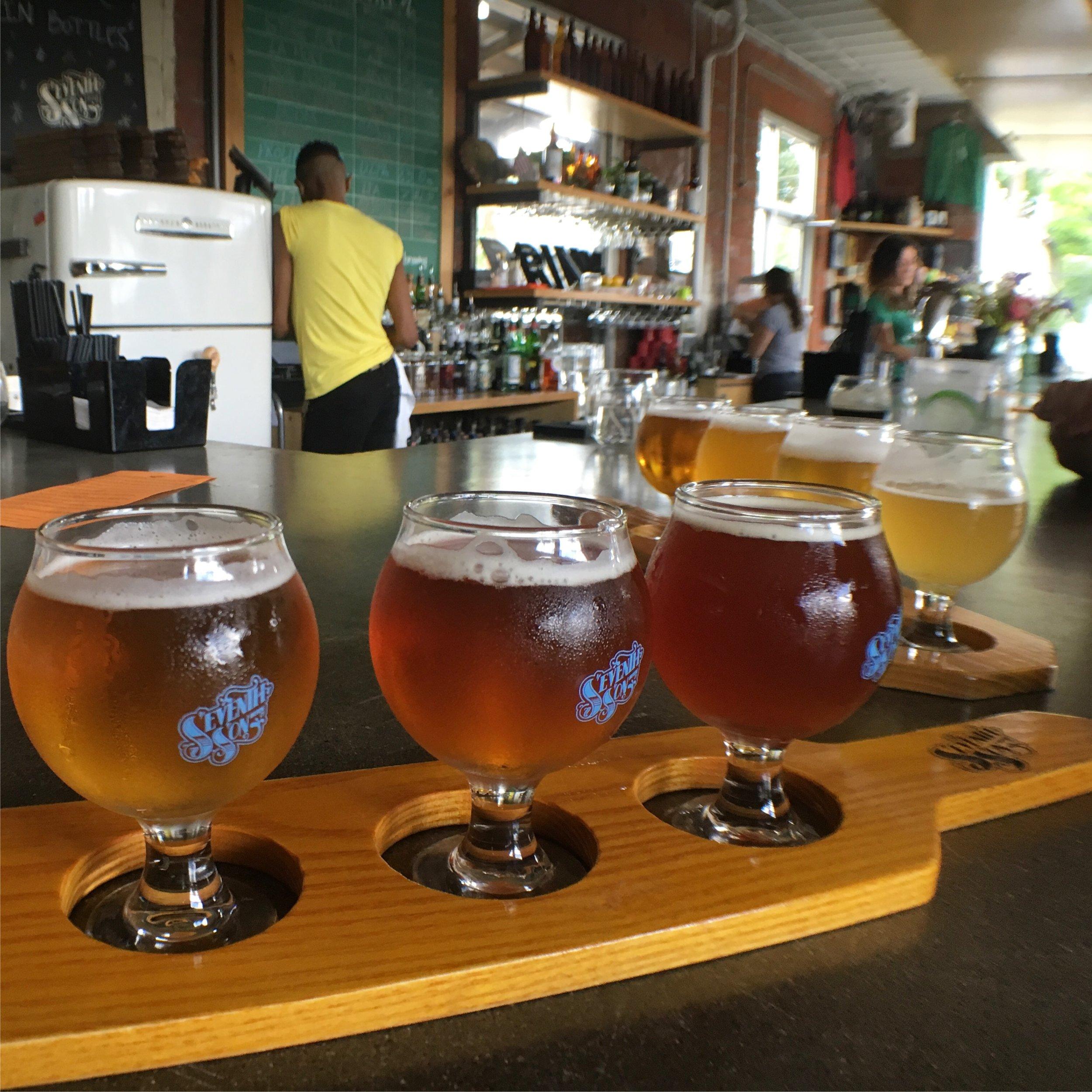 Seventh Son Brewing, Columbus Ale Trail
