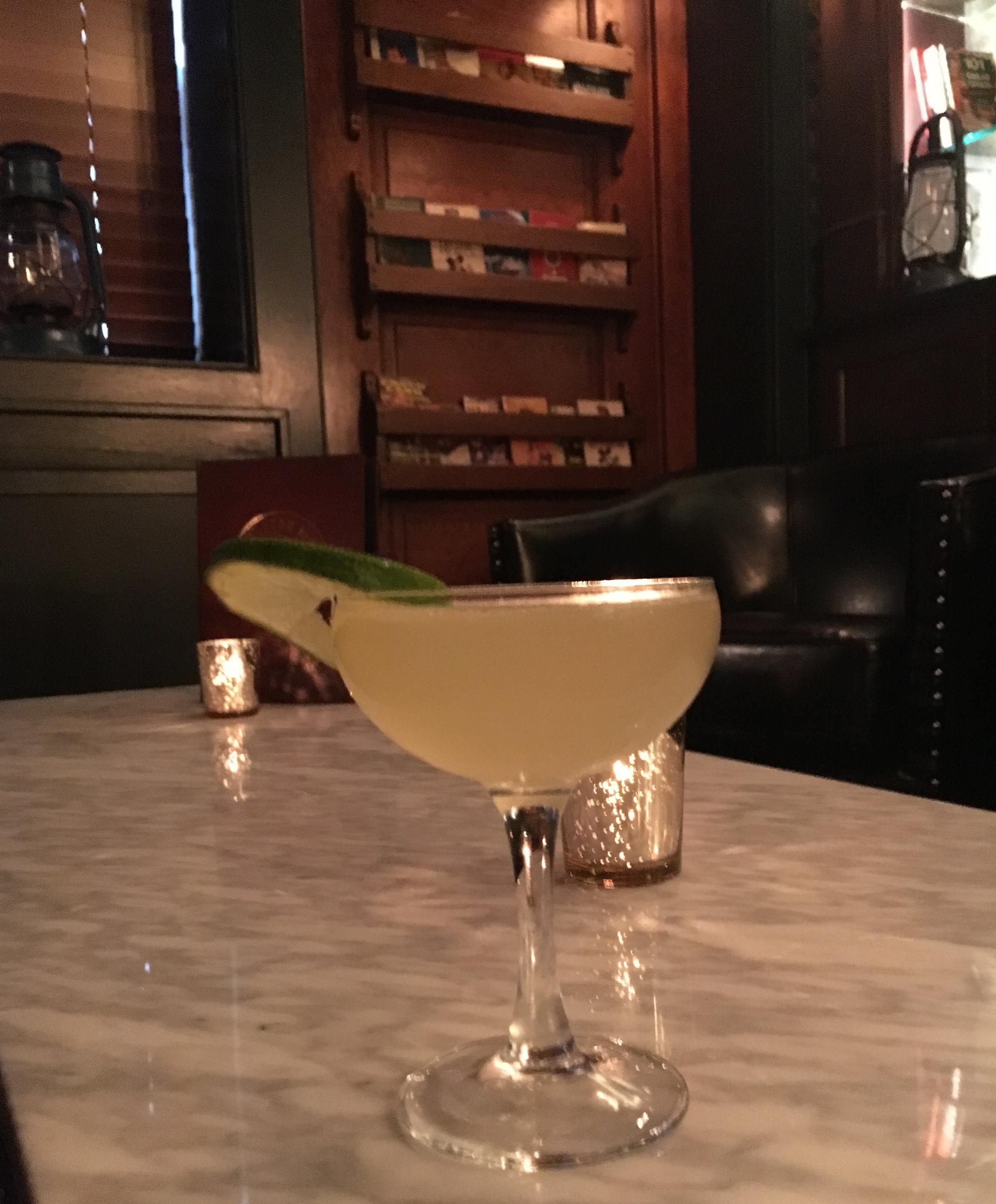 Truxton Inn cocktail