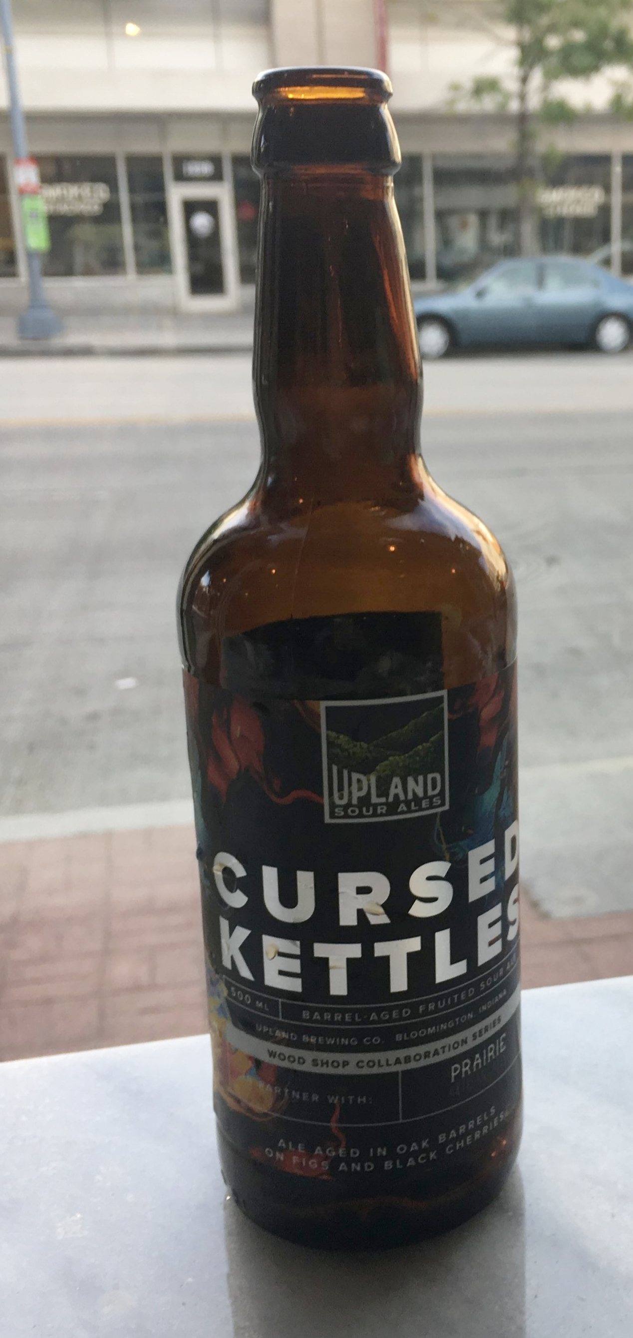 Cursed Kettles - Upland Brewing
