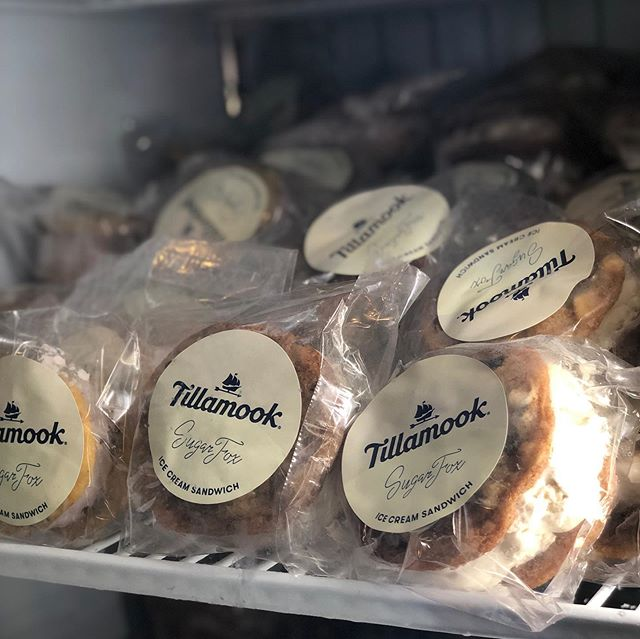 Here's some delicious news - @tillamook , the farmer-owned dairy brand from Oregon, is expanding east and their naturally aged cheddars and premium ice cream are now available in the Washington, D.C. area! Although I've tried their cheeses many times, I had no idea they made ice cream! Now available in local grocery stores, and get a sampling at @wundergartendc this Saturday, July 27! Also available ice cream sandwiches as a collab with @littleredfoxdc. The hazelnut is 💯. While there, get some of the #MeltyFest specials thru July 28 - my faves are in this post: - grilled cheese - pimento Mac with smoked jalapeños - gougeres