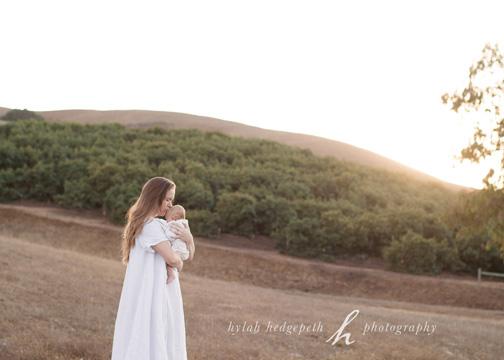 sherman oaks newborn photographer