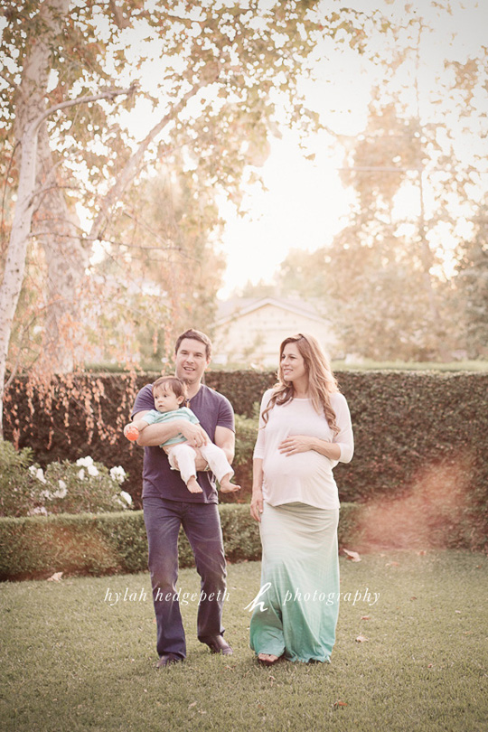 sherman oaks family maternity photographer