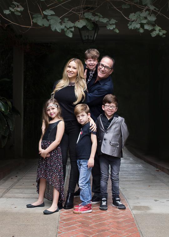 los angeles family photos