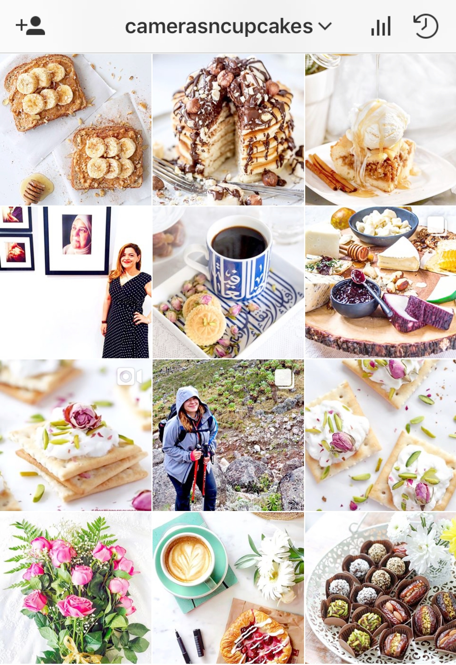 - If you've been following me on Instagram, you know I use negative space pretty much most of the time (be it a food photo, a portrait or even a lifestyle shot), it helps me create a cleaner look to my feed and focus more on colour and texture.