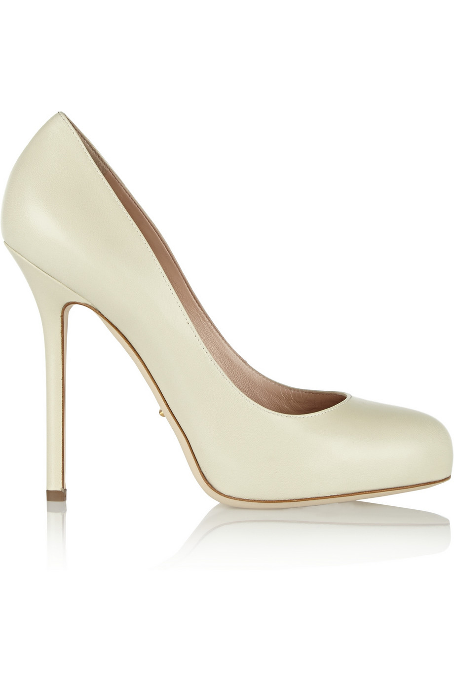 Sergio Rossi Barbie Leather Pumps $297.50