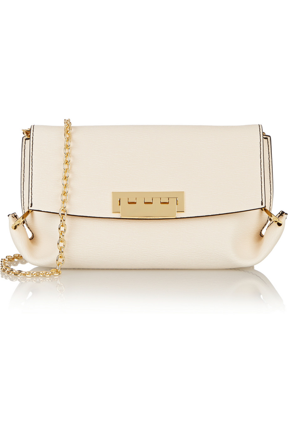 Zac Posen Eartha Leather Shoulder Bag $217.25