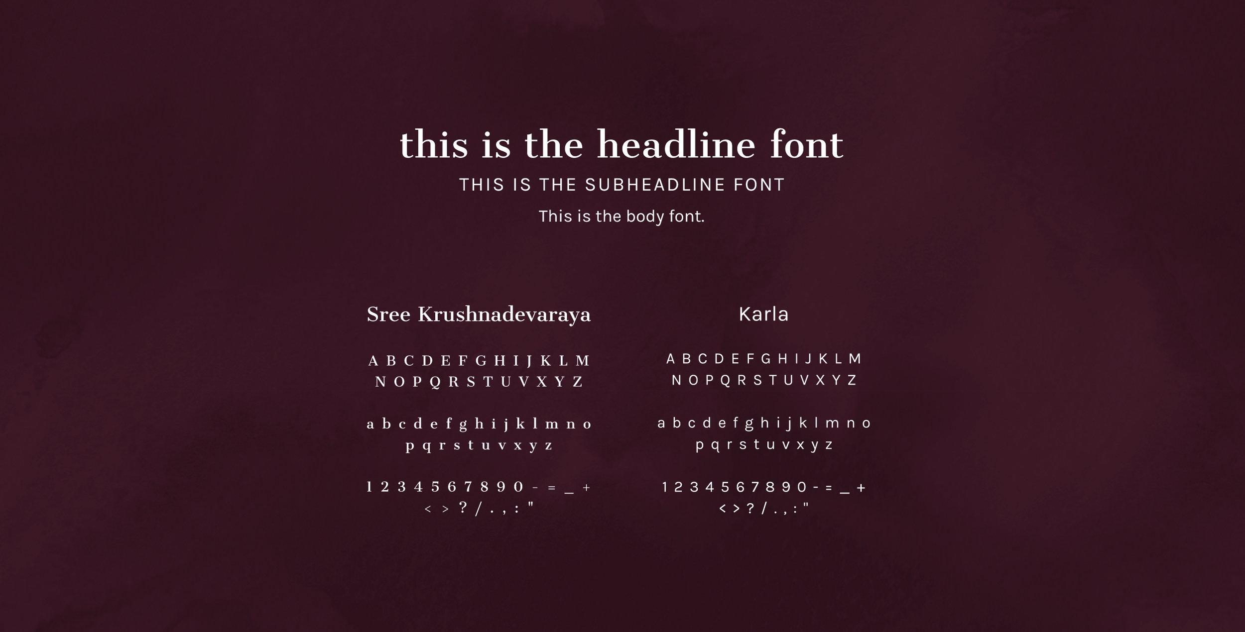 Brand Design for Photographer
