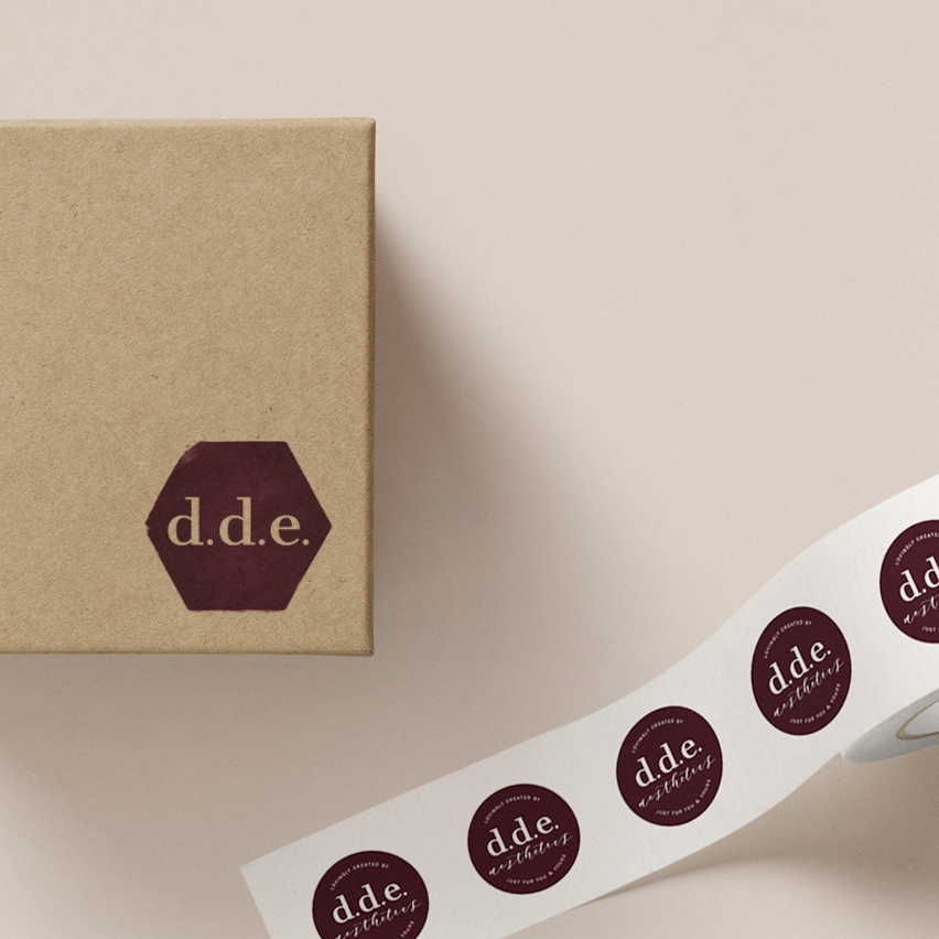Packaging Design for Creative Bsuiness