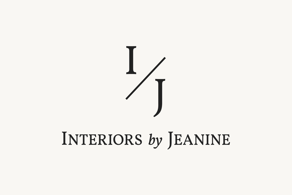 Brand Design: Interiors by Jeanine