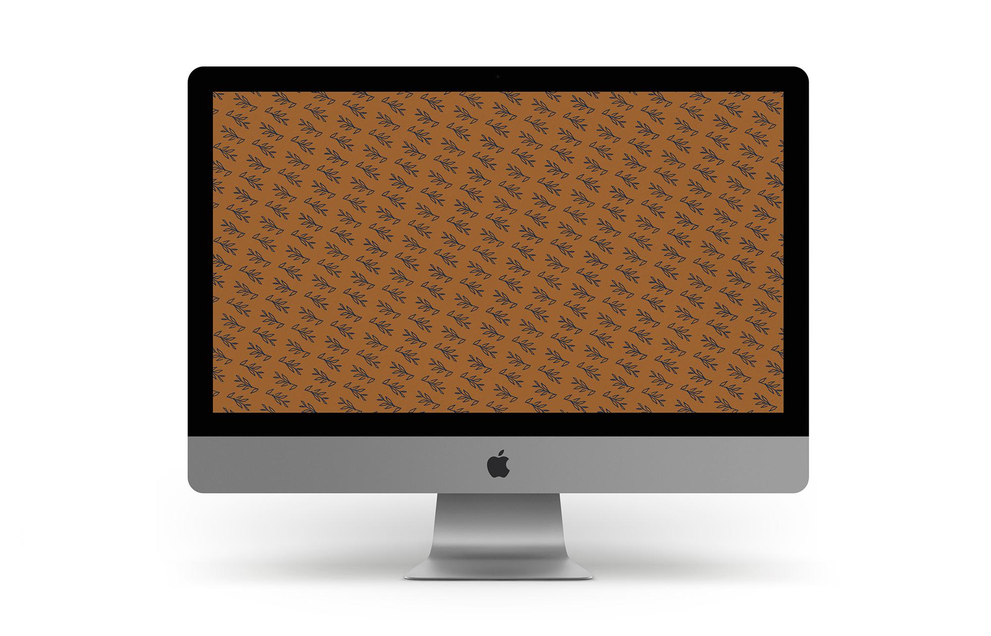 Haley Grand Desktop Wallpaper Leaves