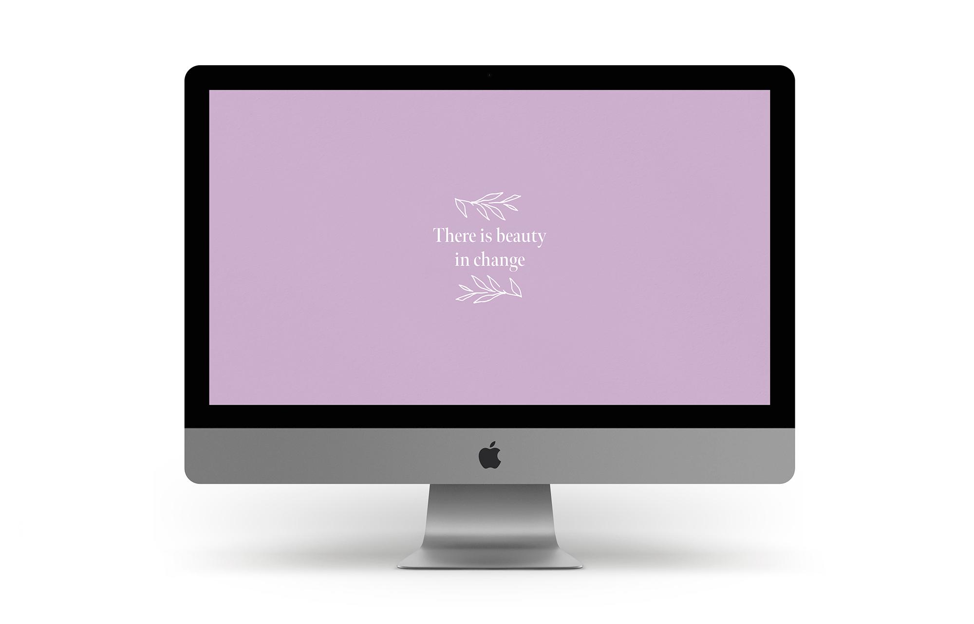 Haley Grand Desktop Wallpaper Beauty in Change