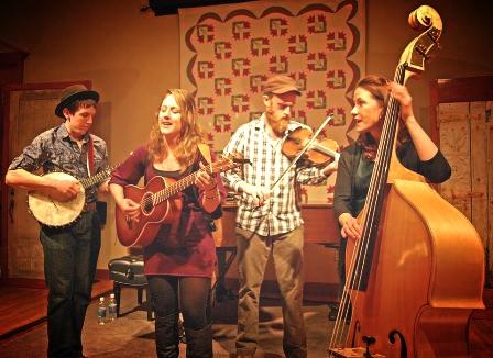 University of Kentucky Appalachia in the Bluegrass Concert Series 2013