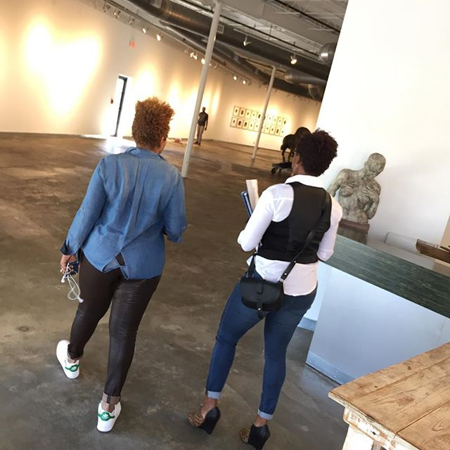 The Walk Through...#nowwerecooking #cookingdemo #culinaryseries #BMW #masonfineartmuseum #atlantafirststop #760Munveiling #soulfusion #octogon #luxuryatitsfinest
