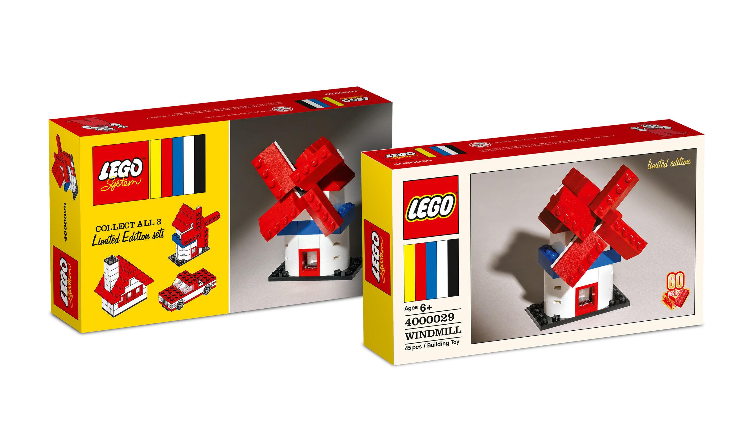 Lego Windmill
