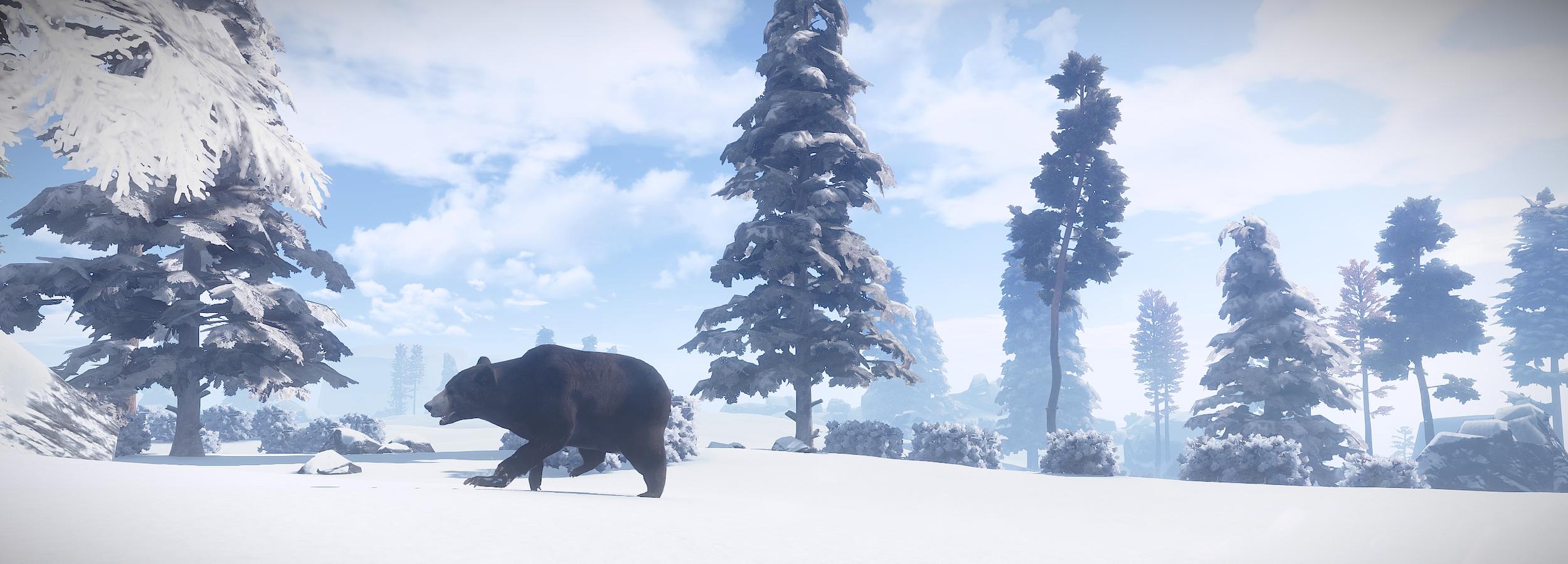 Snow Biome Returns