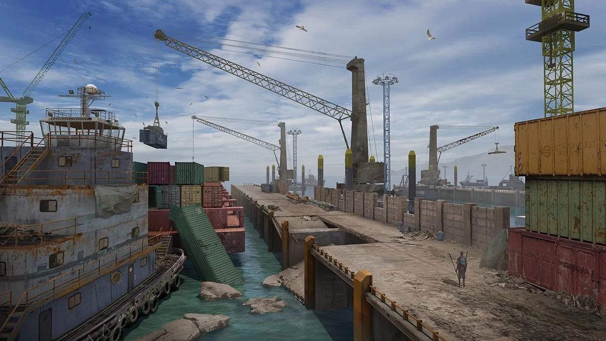 Harbor Teaser