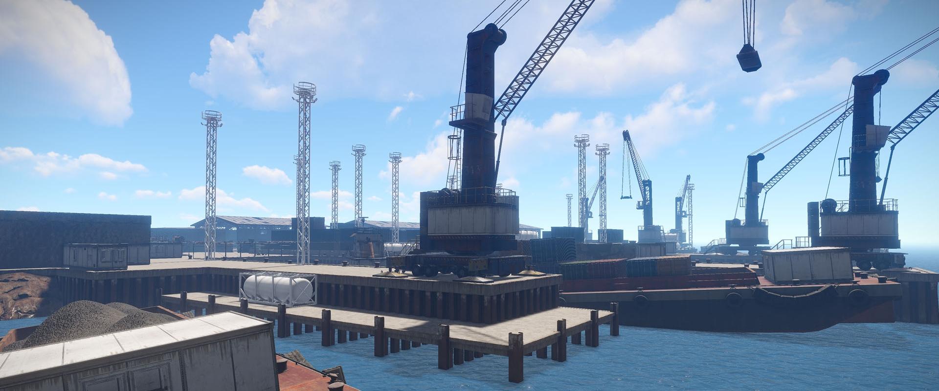 Harbors Incoming