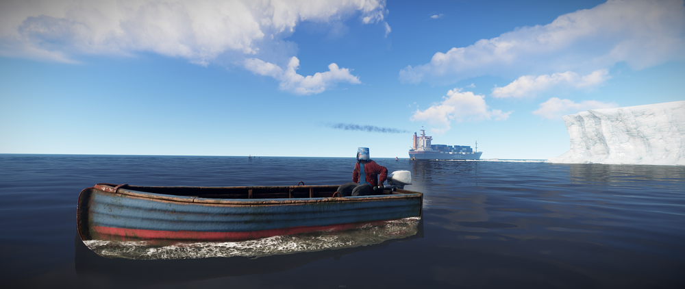 New Rowboat model