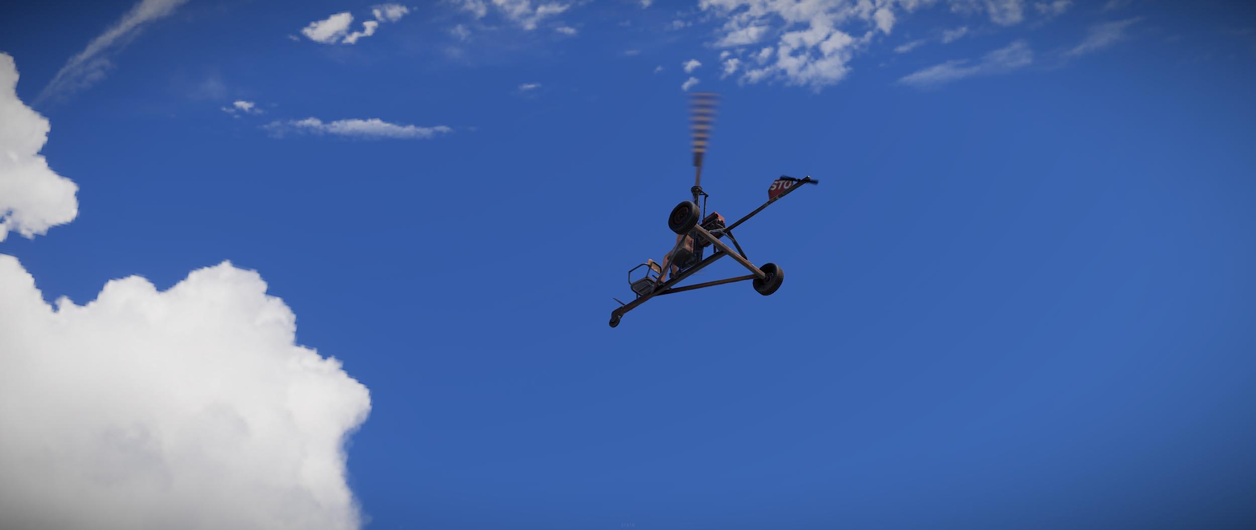 Minicopter is here! — Rustafied