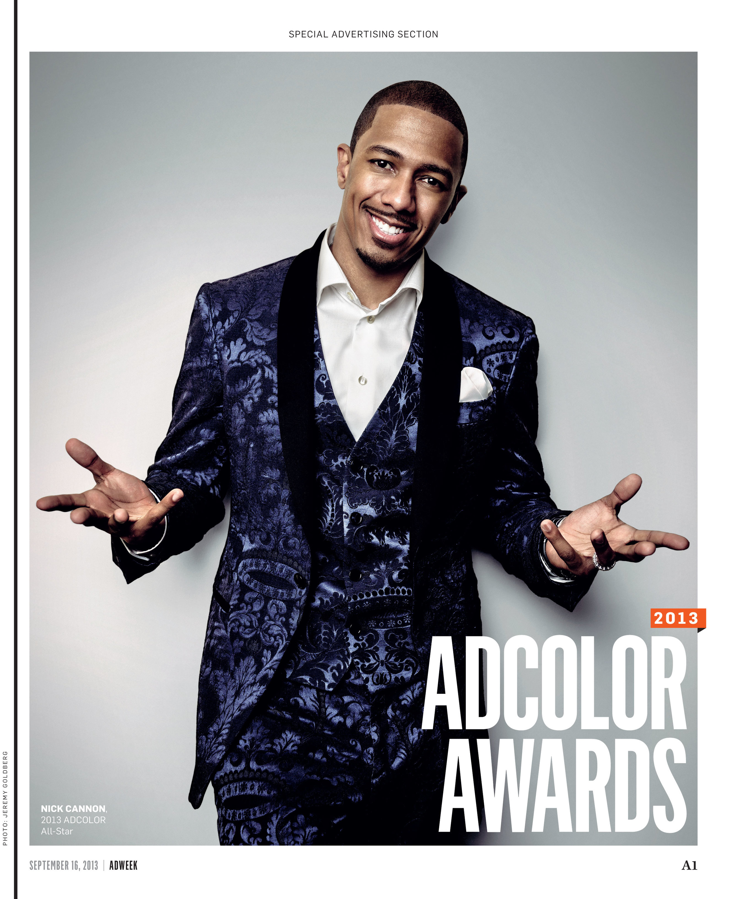 ADCOLOR Awards 2014 cover