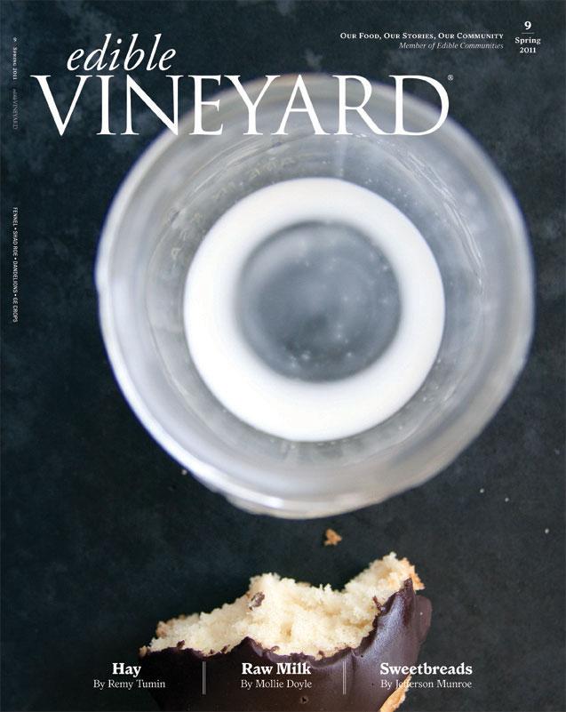 edible Vineyard 9