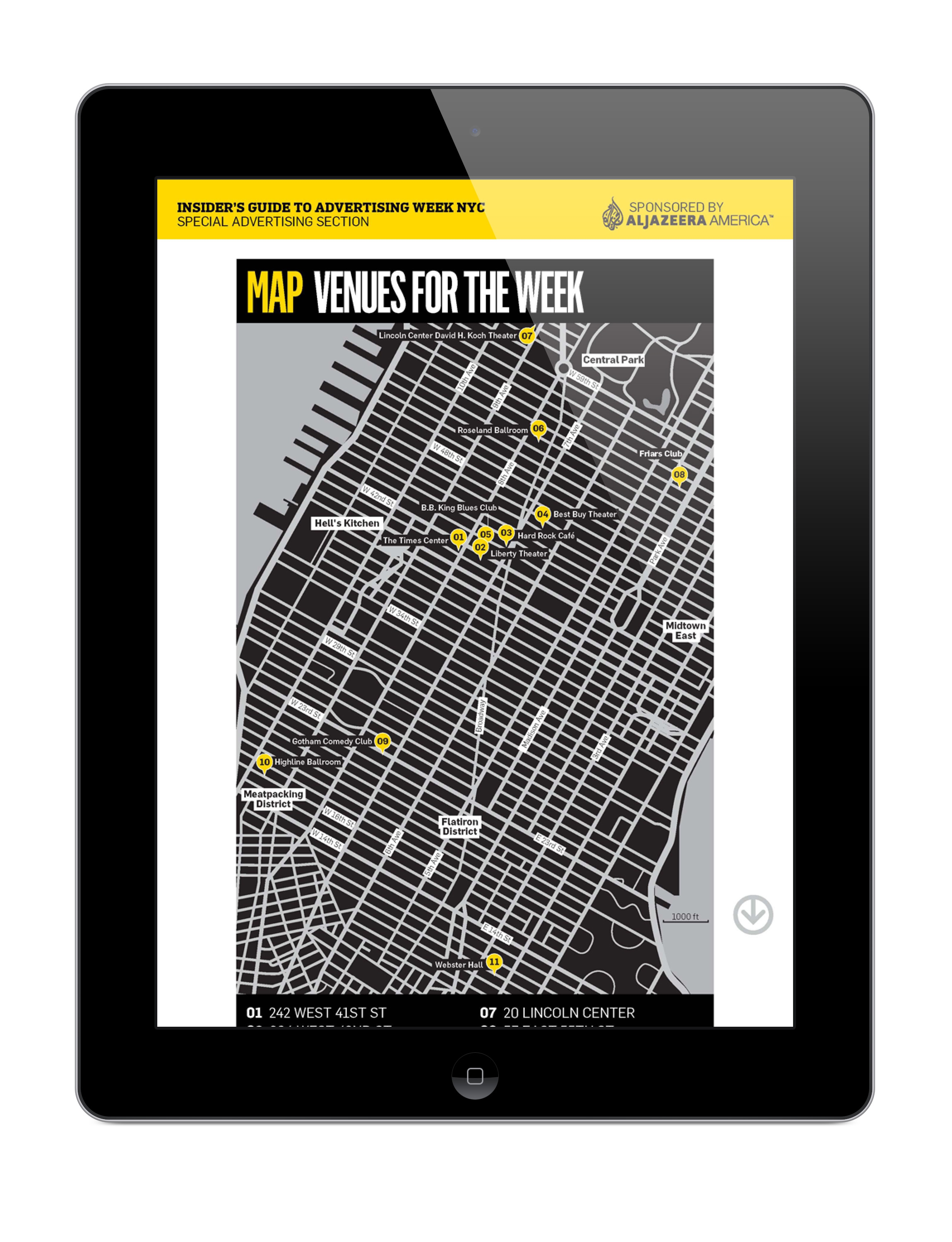 Insider's Guide to Advertising Week NYC