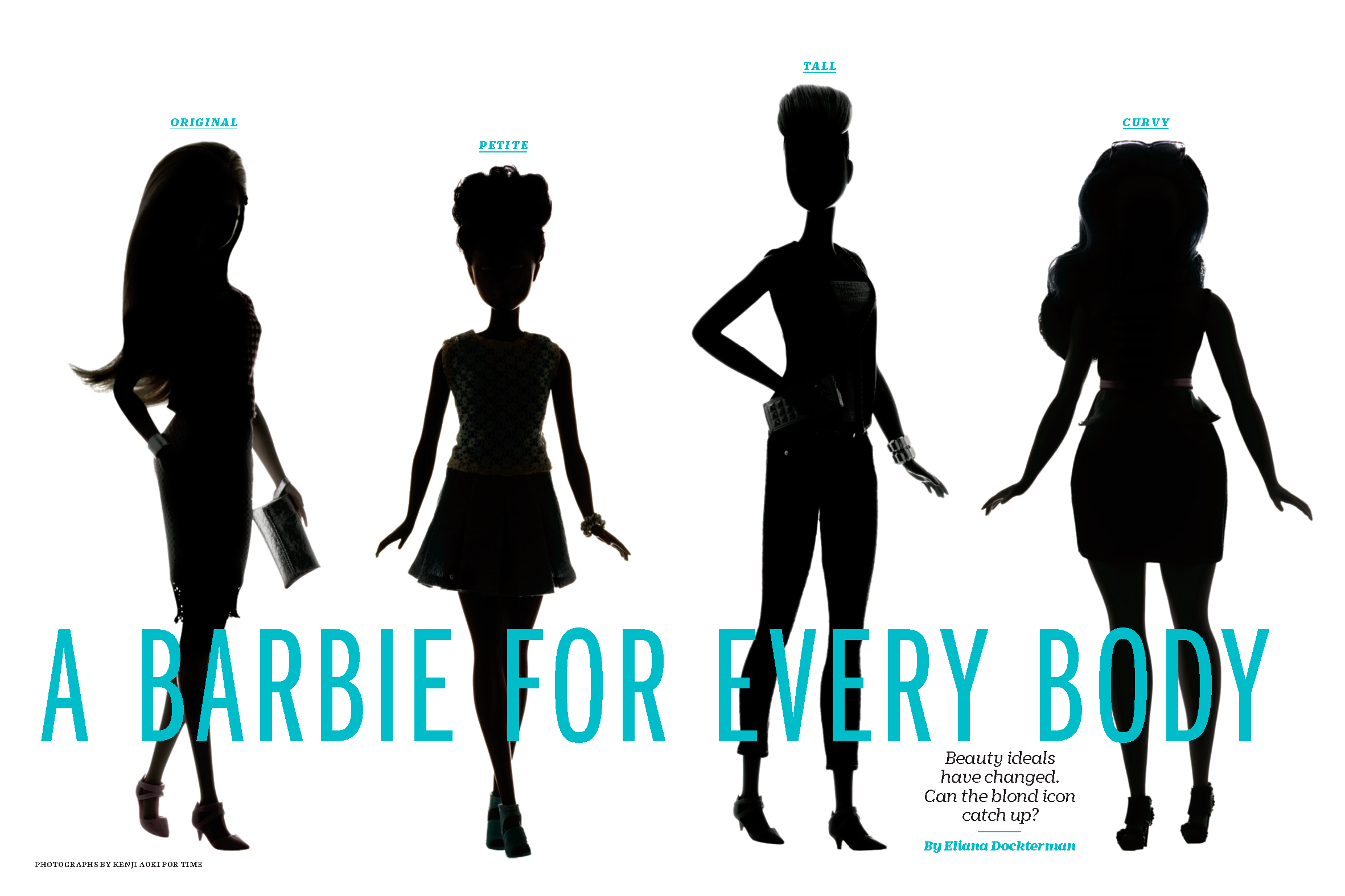 A Barbie for every body