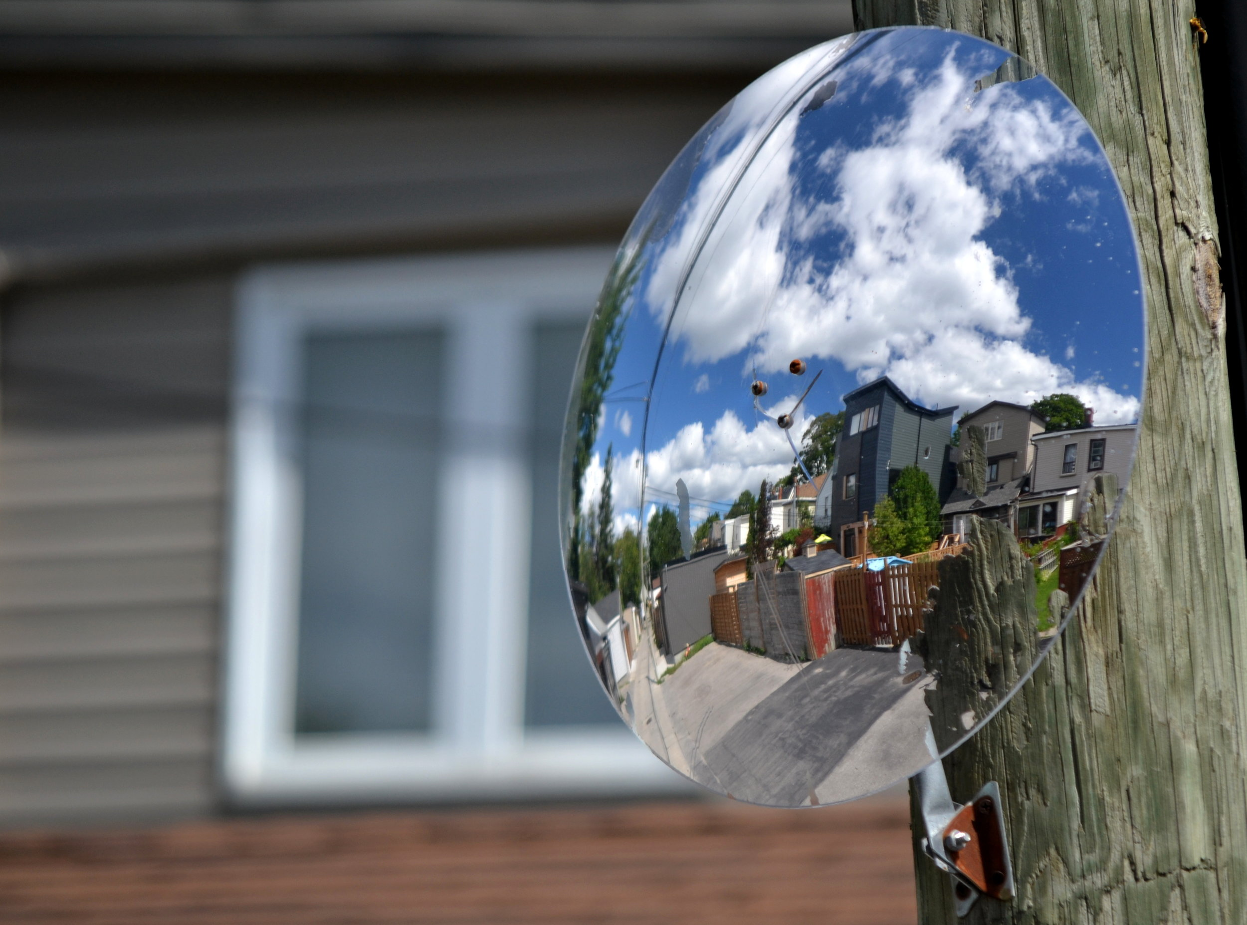 Mirror In The Laneway.JPG