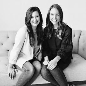Emily Jensen and Laura Wifler