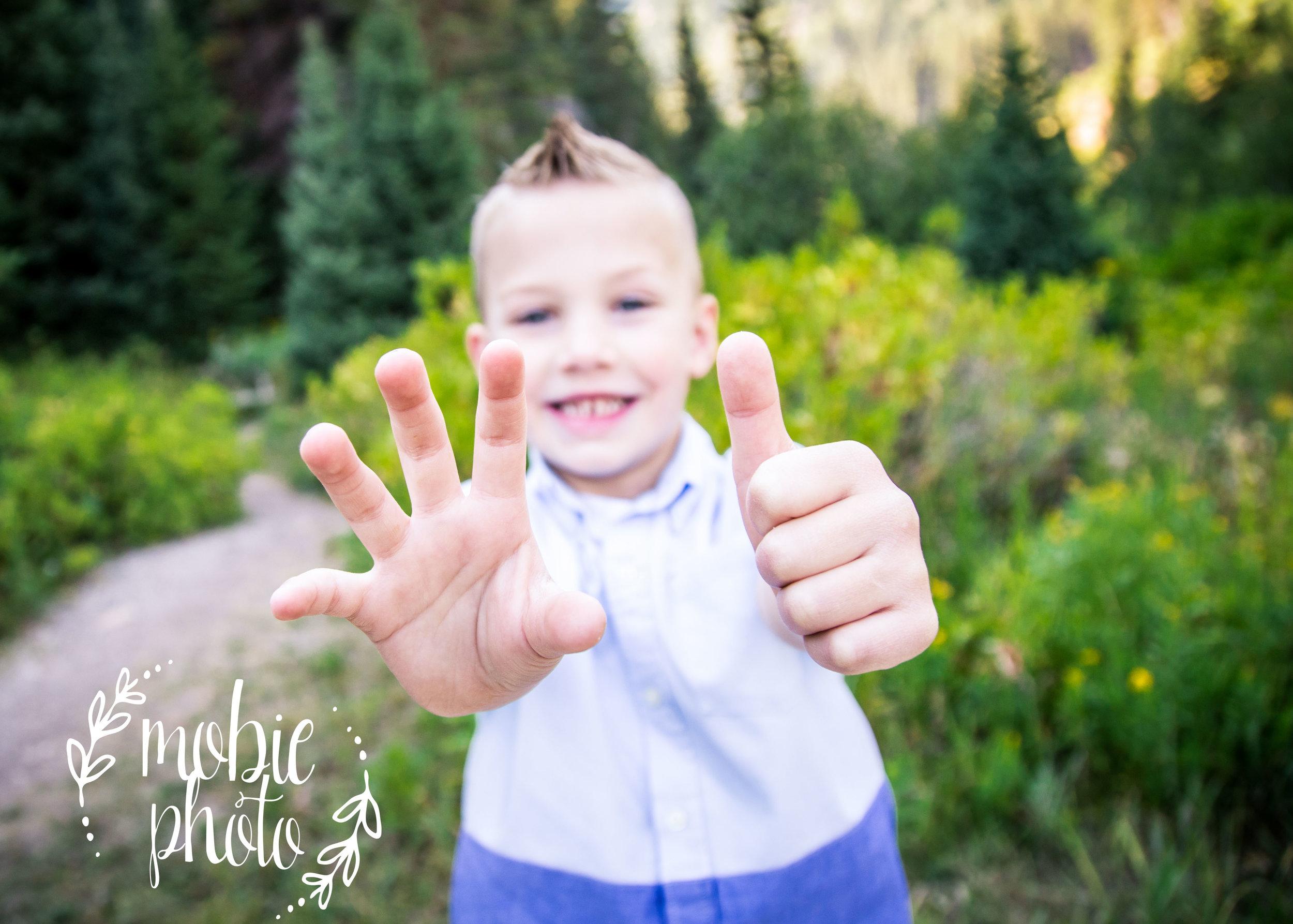 Mobie Photo - Salt Lake City Photographer - Big Cottonwood Canyon, August 2016