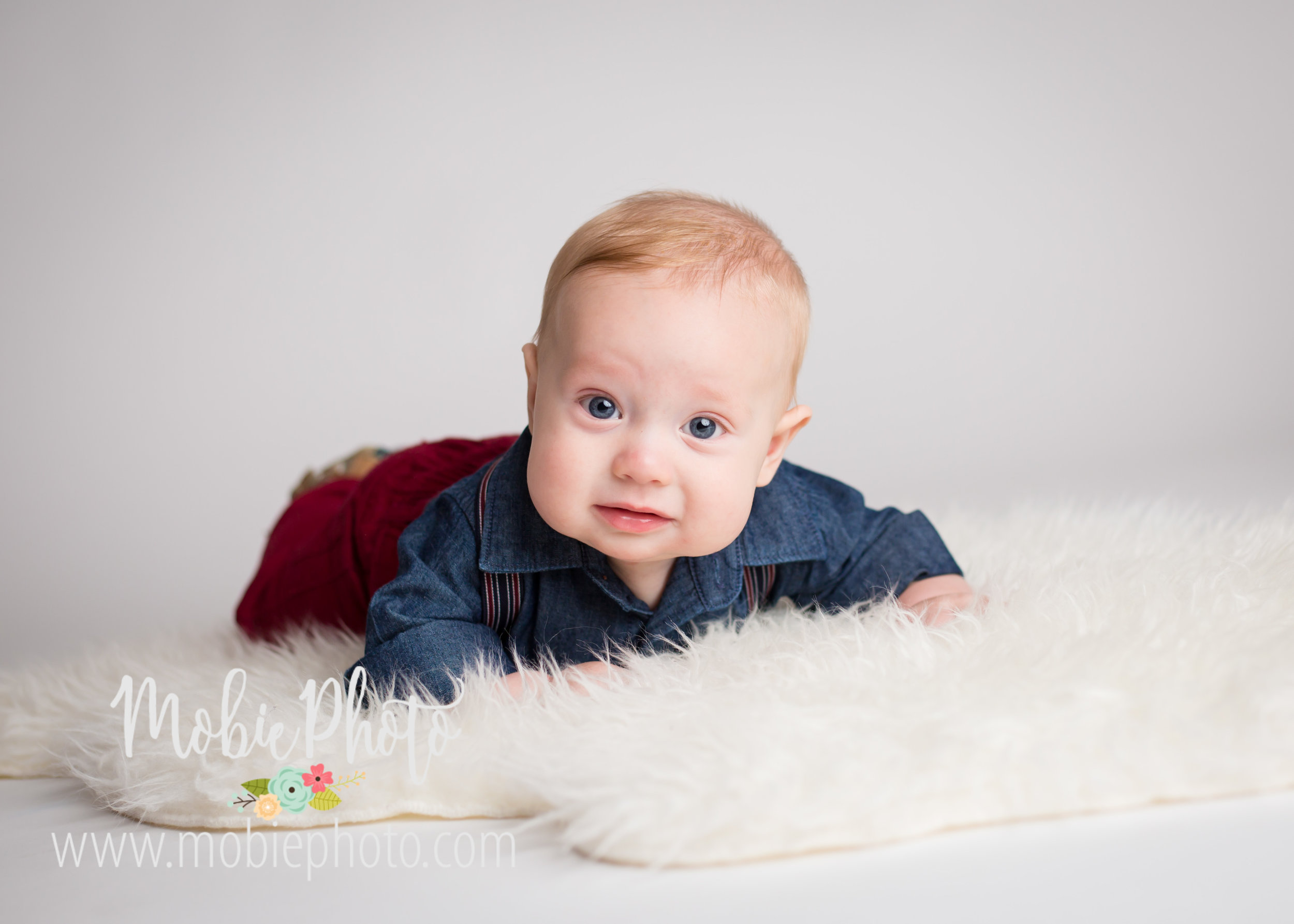 Mobie Photo - Utah Newborn Photographer - Lehi, Utah