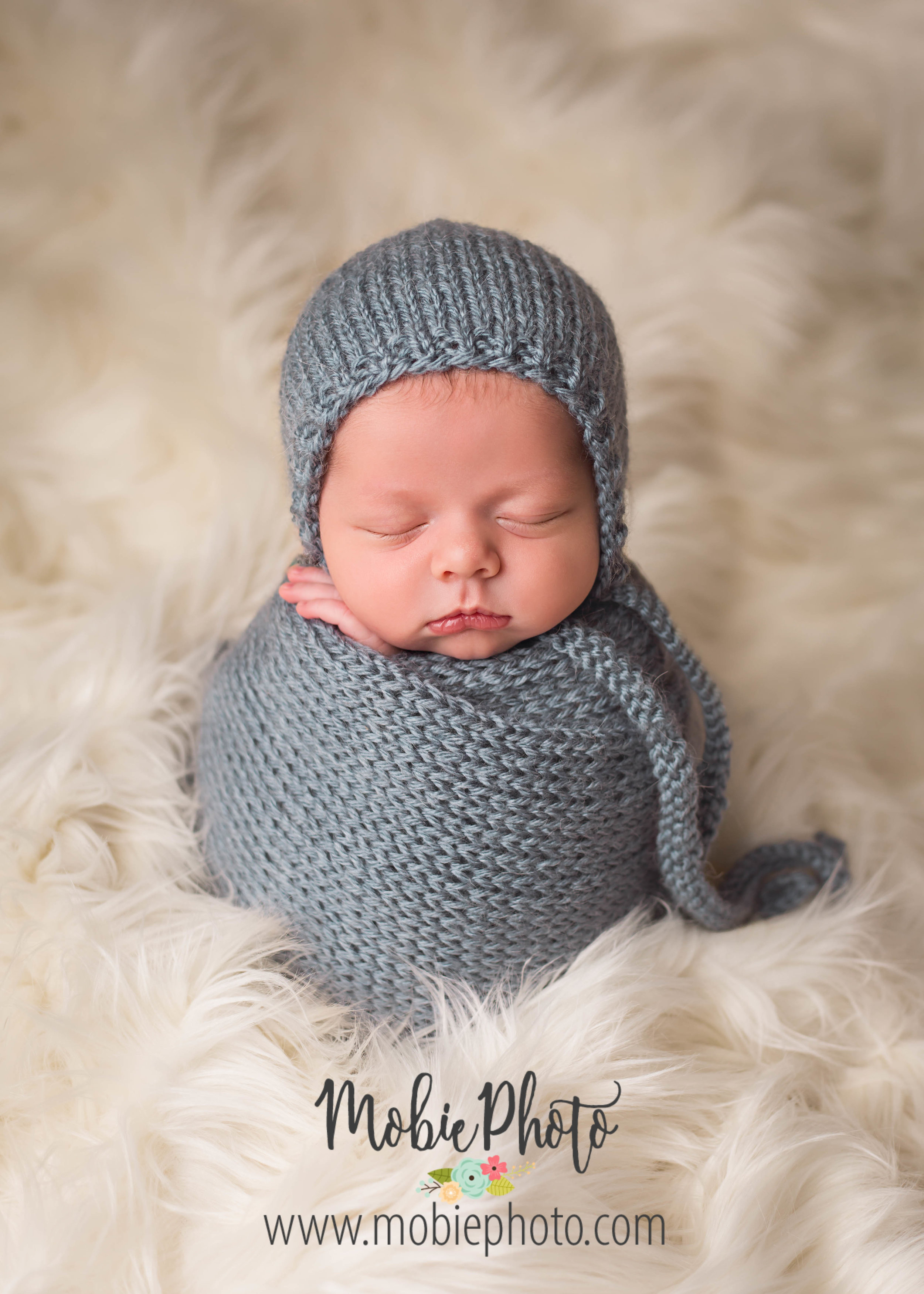 Utah Newborn Photographer - Mobie Photo