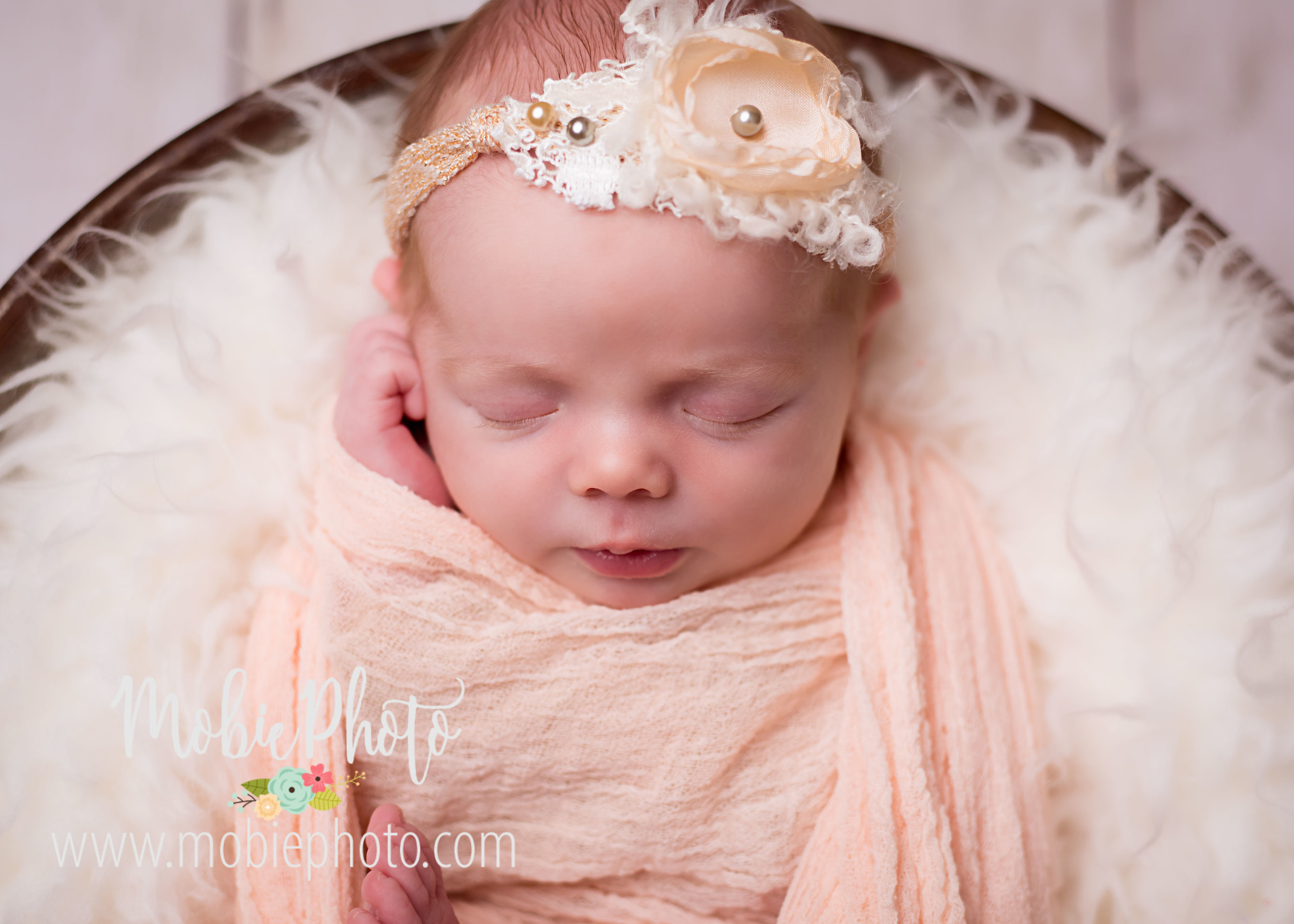 Lehi, Utah Newborn Photography