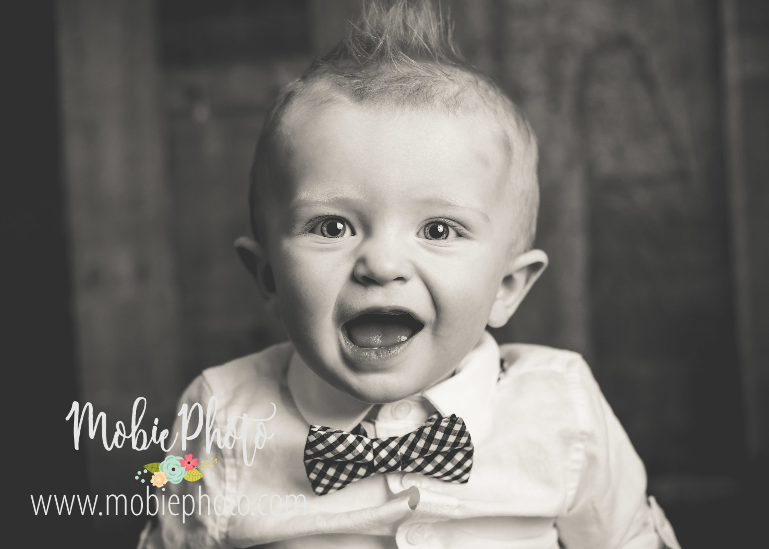 Utah Baby Photographer - First Birthday Photo Session