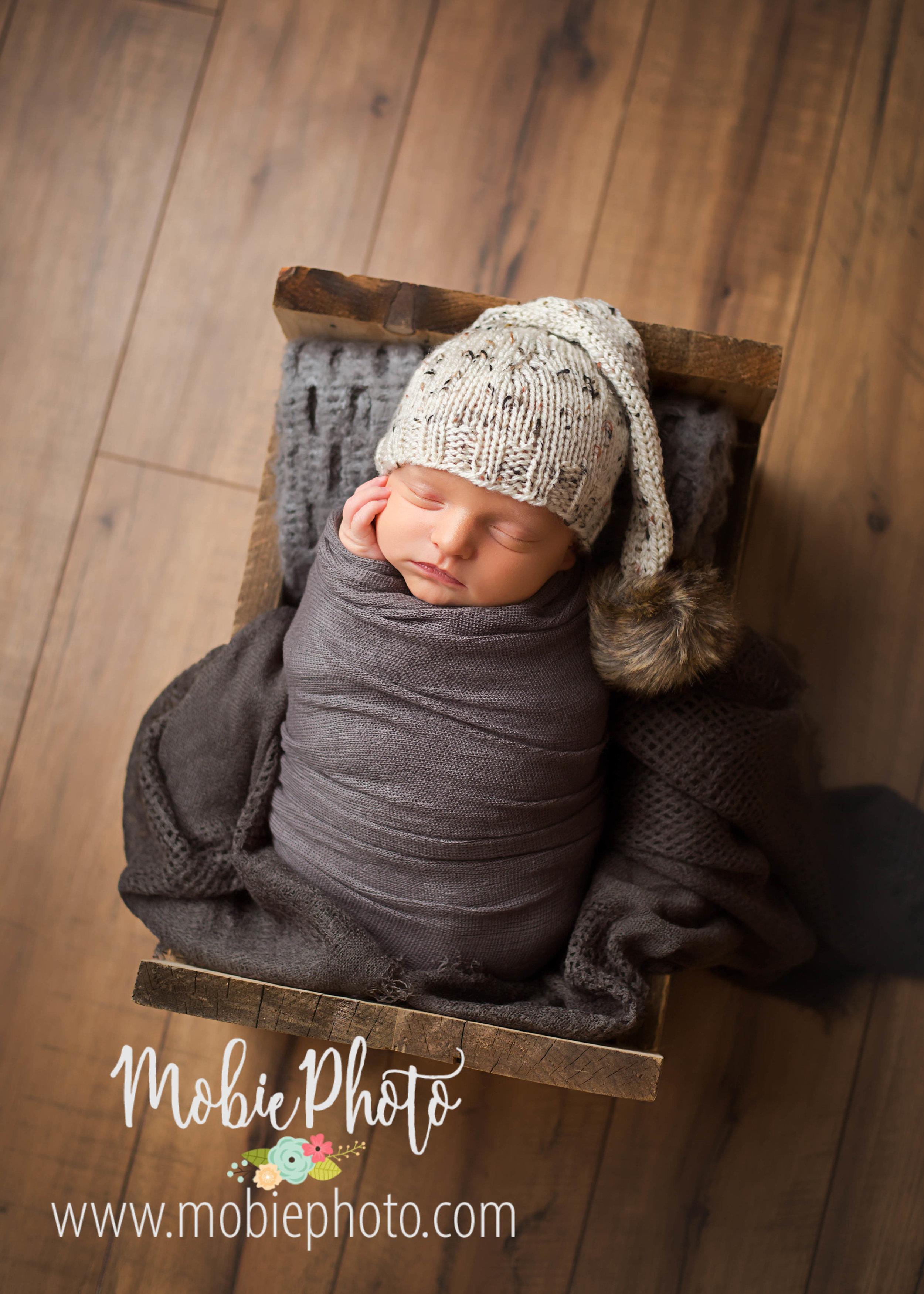 Utah Newborn Photographer - Full Newborn Session