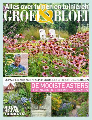 Growsgreen Landscape Design in Groei & Bloei