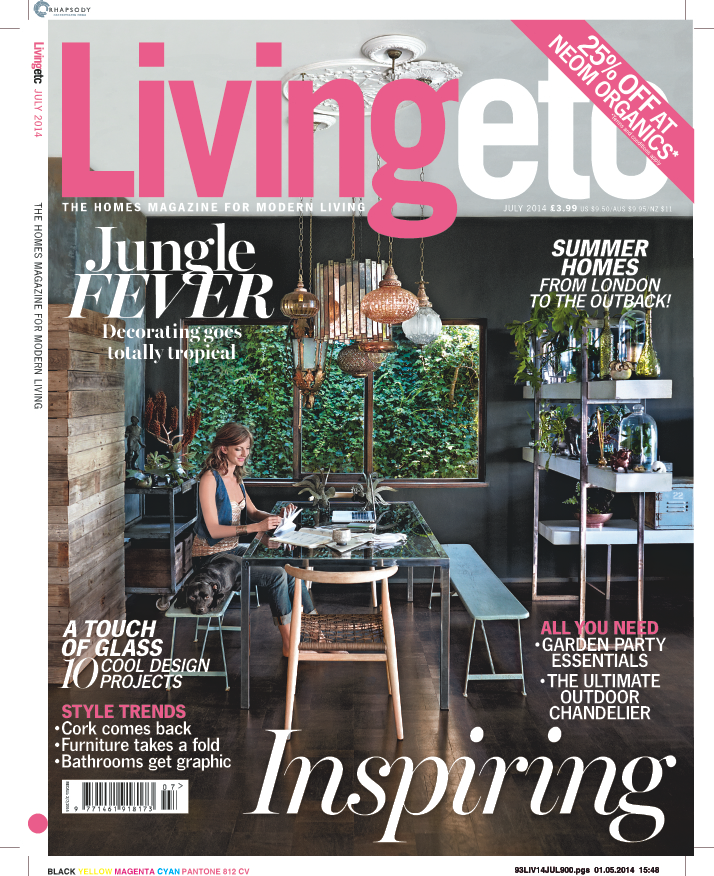 Growsgreen in July 2014 Living etc. UK