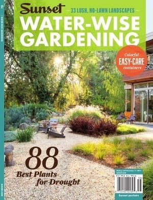 2015 Sunset Water-Wise Gardening Guide Book mention.
