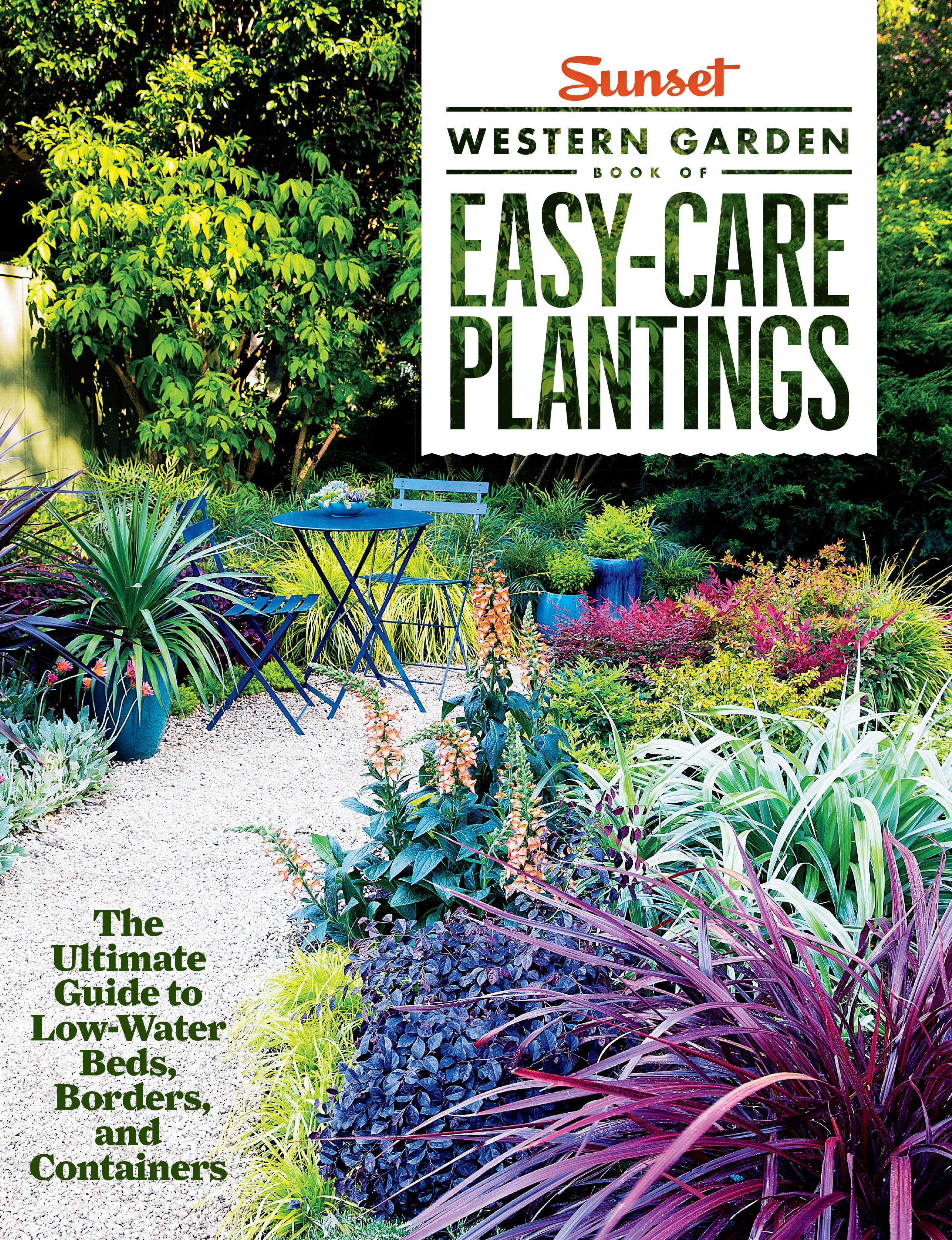 Sunset Easy Care publication with Growsgreen