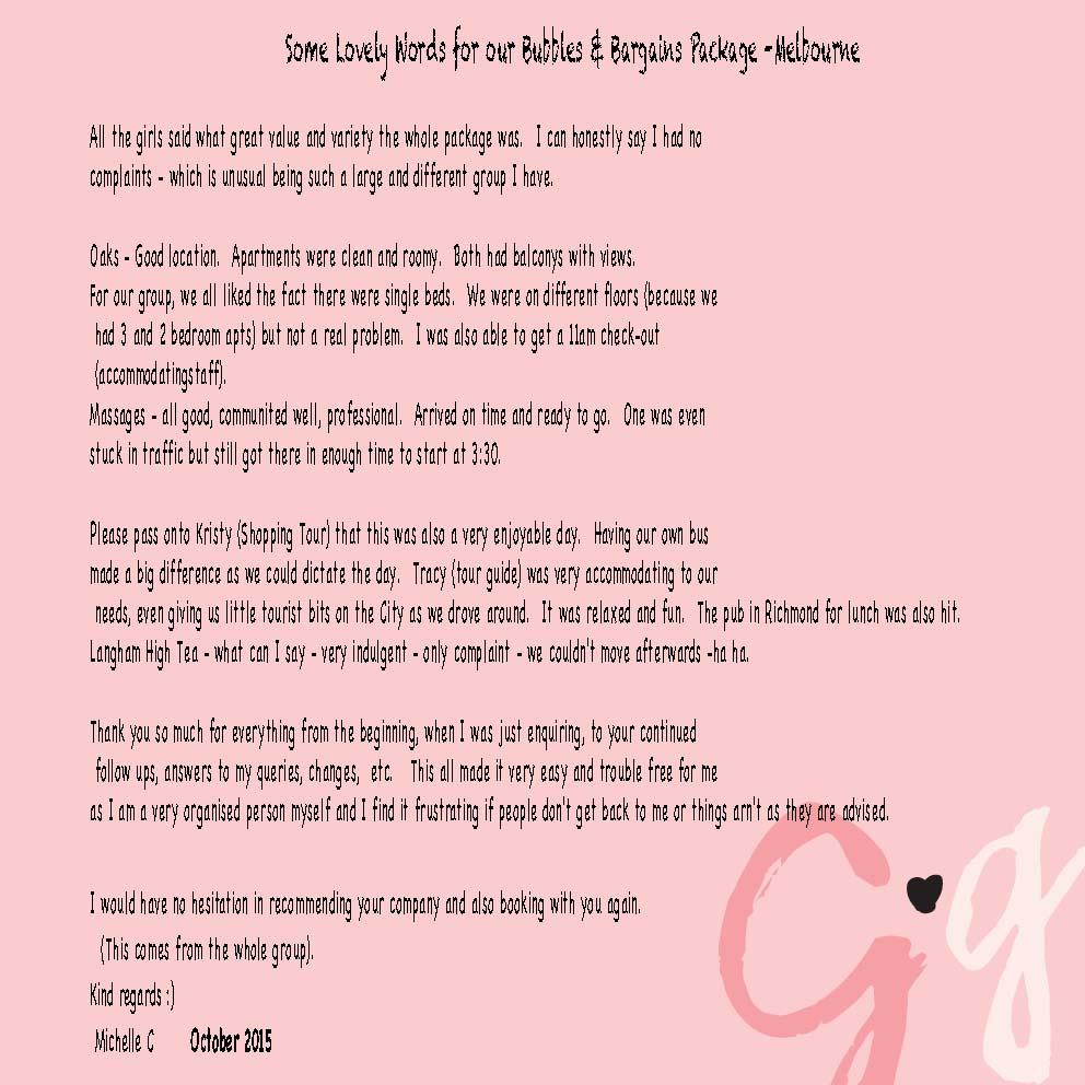 Lovley words from Michelle.jpg