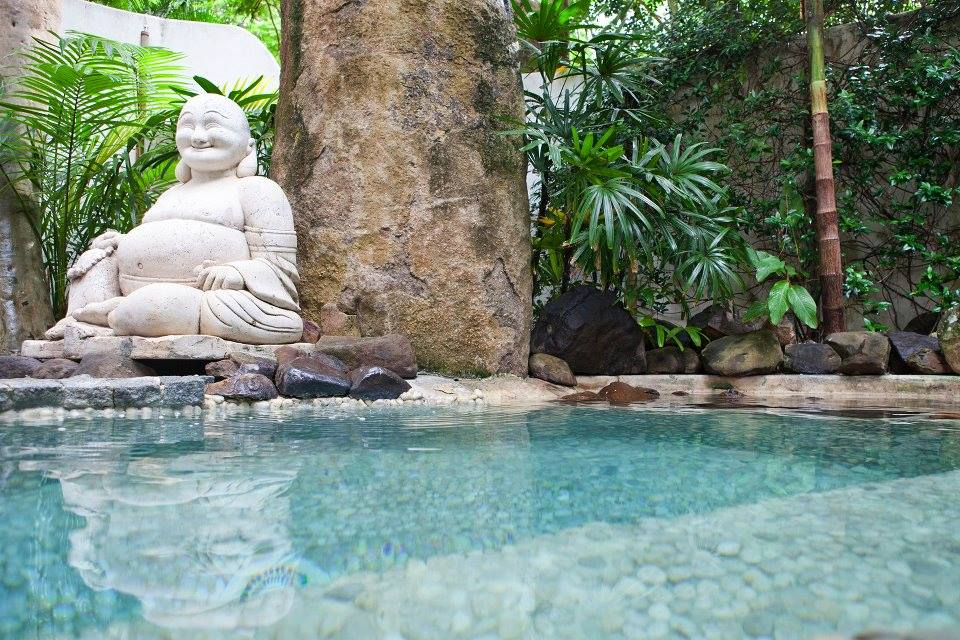 Balinese Inspired Day Spa in Byron