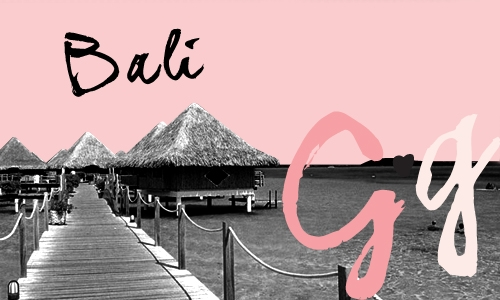 Bali Girls Getaways