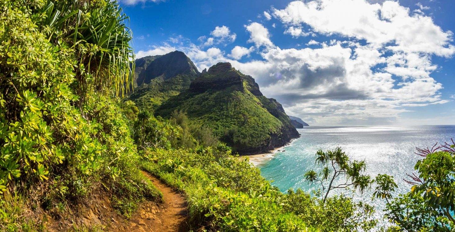 Napali Coast Trail, Kaui