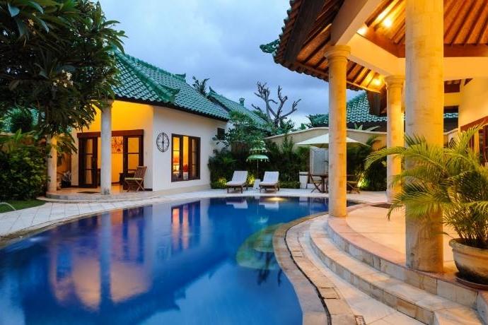 Tropical Oasis   Bali