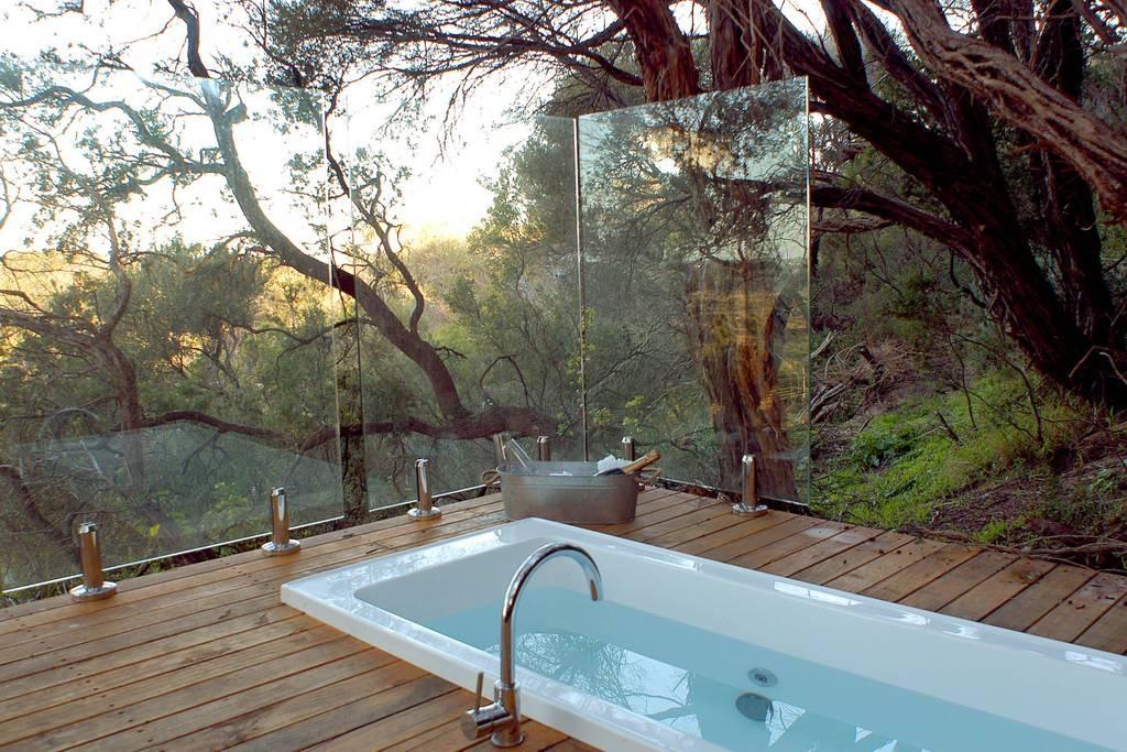 artesian bath natural spring water