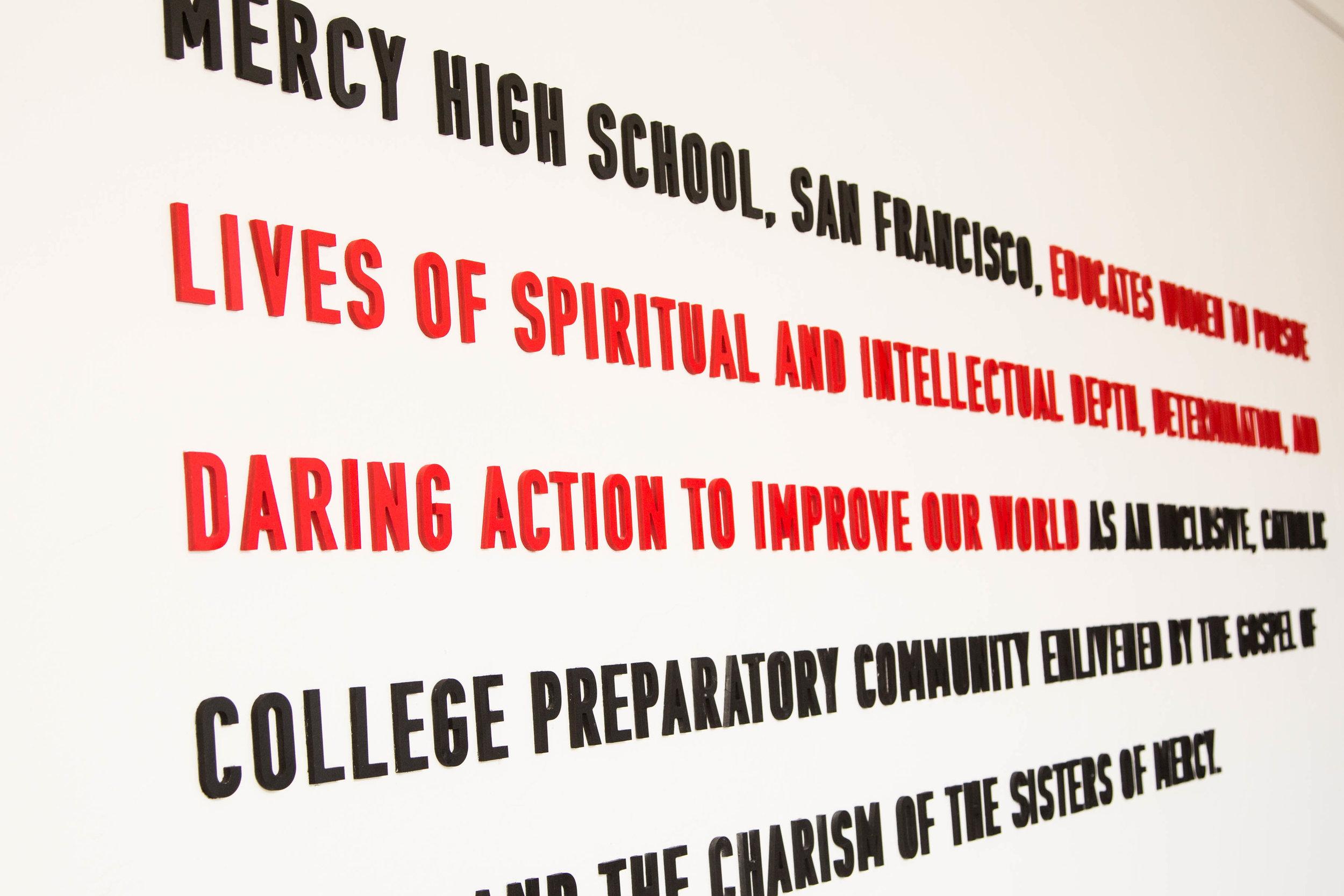 MERCY HIGH SCHOOL SAN FRANCISCO