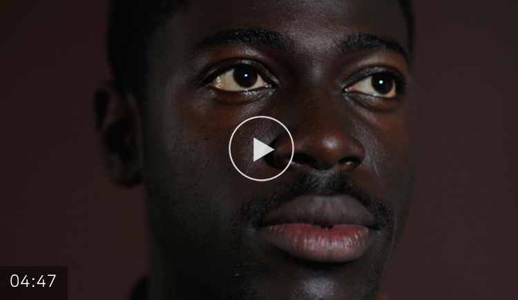 """Moses Sumney - """"Replaceable"""""""